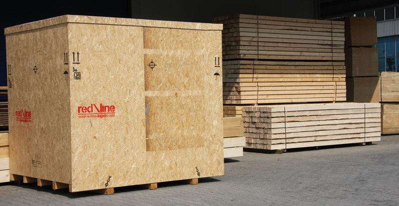 Packing Facility and Warehouse