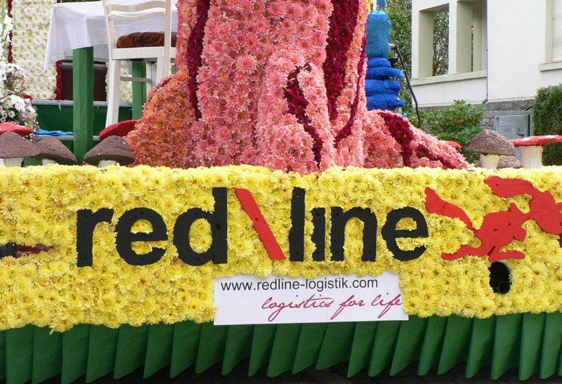 Redline blühtauf